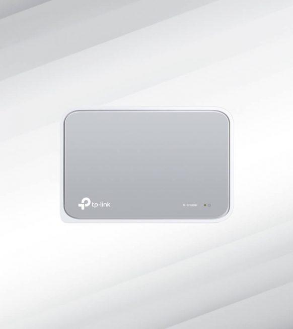TP – LINK 5-Port 10/100Mbps Desktop Switch TL-SF1005D