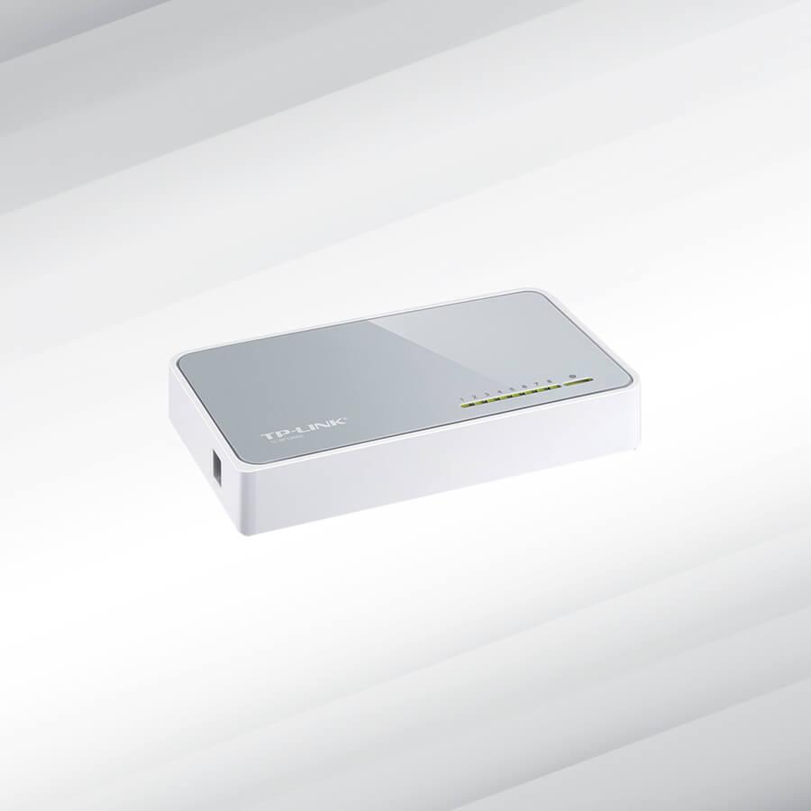 Tp Link 8 Port 10 100mbps Desktop Switch Ctv Services Gigabit Tl Sg1008d
