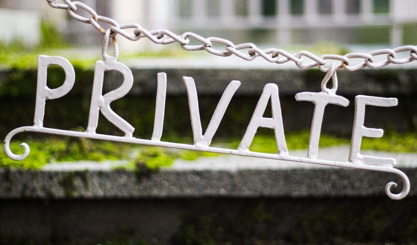 privacy letters matters